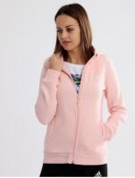 Bluza cu fermoar roz 4F Dama