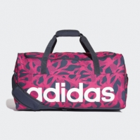 Geanta colorata adidas Linear Travel Medium Dama