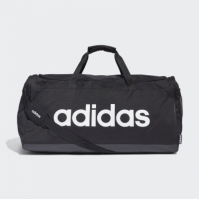 Geanta mare sport adidas Linear Logo Duffel Large