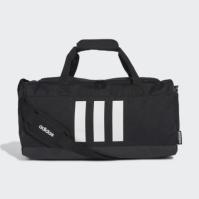 Geanta neagra sala adidas 3-Stripes Duffel Bag Small unisex