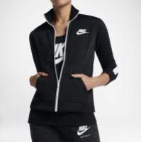 Bluza trening neagra Nike Nsw Trk Jkt Dama