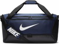 Geanta sport bleumarin Nike Brasilia Training Duffel Bag Medium BA5955-410
