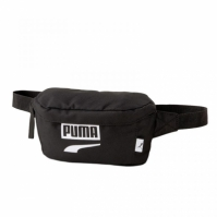 Borseta neagra Puma Plus Waist unisex