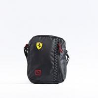 Geanta de Umar neagra Puma Ferrari Fanwear Portable