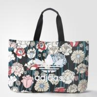 Geanta de umar adidas Originals Floral Shopper Dama