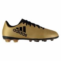 Ghete de fotbal adidas X 17.4 FXG CP9013 baieti