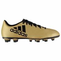 Ghete fotbal adidas X 17.4 Flexible Ground Boots CP9195 Barbat