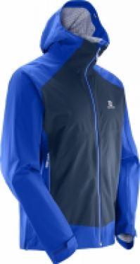 Geci impermeabile outdoor Barbat Salomon La Cote Stretch 2.5L Jacket