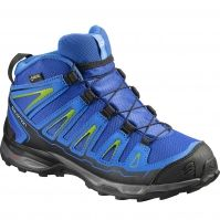 Ghete de iarna Copil Salomon X-Ultra Mid Gore-Tex Junior