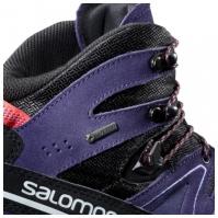 Semighete Drumetie Salomon X Alp Mid Ltr Gore-Tex Dama