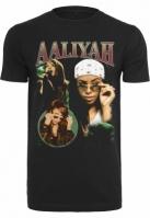 Tricou Aaliyah Retro Mister Tee