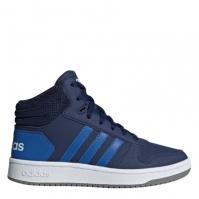 adidas 2.0 Mid Shoes pentru Copil bleumarin albastru alb