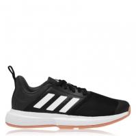 adidas Essence Indoor Sports Shoes pentru Barbat negru alb