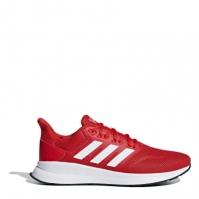 adidas Run Falcon Shoes pentru Barbat rosu alb negru