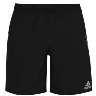 Pantaloni scurti adidas Supernova alergare Saturday pentru Barbat negru