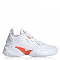 Adidasi pentru Baschet adidas Streetspirit 2.0 pentru Barbat alb portocaliu albastru