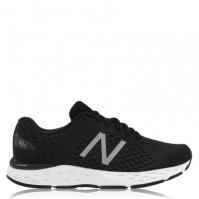 Adidasi alergare New Balance 680 v6 Wide Fit negru alb