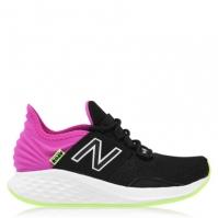 Adidasi alergare New Balance Fresh Foam Roav pentru Dama negru mov