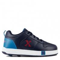 Adidasi cu role Sidewalk Sport Street pentru Copil albastru