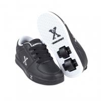 Adidasi cu role Sidewalk Sport Street pentru Copil negru