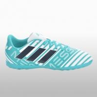 Adidasi gazon sintetic Adidas Nemeziz Messi 17.4 Baietei