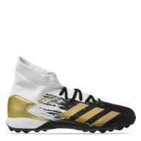 Adidasi Gazon Sintetic adidas Predator 20.3 pentru Copil alb auriu