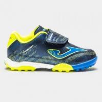 Adidasi Gazon Sintetic Joma Champion 2033 bleumarin Velcro Copil