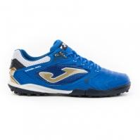 Adidasi Gazon Sintetic Joma Dribling 2034 Royal-gold albastru roial