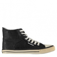 British Knights Roco PU Hi Tops   dama