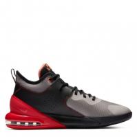 Adidasi pentru Baschet Nike Air Max Impact pentru Barbat gri portocaliu rosu