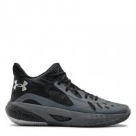Adidasi pentru baschet Under Armour Havoc3 negru