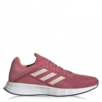 Adidasi sport adidas Duramo SL pentru Dama maro inchis roz alb