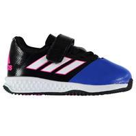 Adidasi sport adidas Rapida Ace pentru Bebelusi negru alb albastru