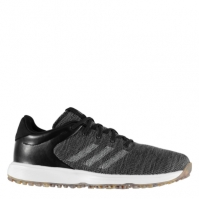 Adidasi sport adidas S2 Golf pentru Barbat negru