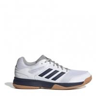 Adidasi sport adidas Speedcourt pentru Barbat alb bleumarin