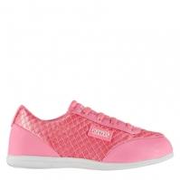 Adidasi sport Firetrap Dr Domello pentru Bebelusi roz