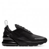 Adidasi sport Nike Air Max 270 pentru Copil triple negru