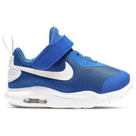 Adidasi sport Nike Air Max Oketo pentru Bebelusi albastru roial alb