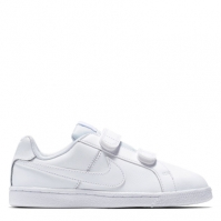 Adidasi sport Nike Court Royale baieti alb