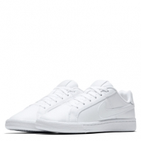 Adidasi sport Nike Court Royale pentru baietei alb