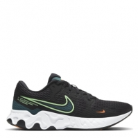 Adidasi sport Nike Renew Ride 2 pentru Barbat negru verde lime