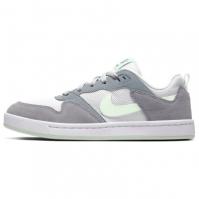 Adidasi sport Nike SB Alleyoop pentru Dama gri verde