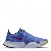 Adidasi sport Nike SuperRep Go pentru Dama albastru rosu inchis