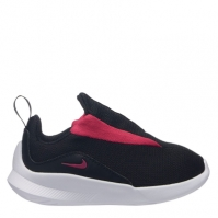 Adidasi sport Nike Viale pentru Bebelusi negru roz