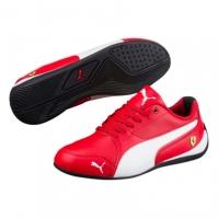Adidasi sport Puma Drift Cat 7 SF pentru baietei rosu