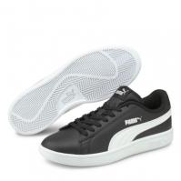 Adidasi sport Puma Smash pentru Barbat negru alb