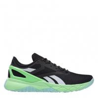 Adidasi sport Reebok Nanoflex TR pentru Barbat negru fosforescent menta