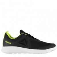 Adidasi sport Reebok Quick Motion pentru Barbat negru verde lime