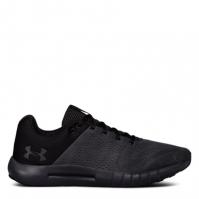 Adidasi sport Under Armour Micro G Pursuit pentru Barbat gri inchis negru