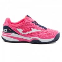 Adidasi tenis Tace Pro Joma 710 Fuchsia zgura pentru Dama